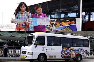 Wisata Sambil Menunggu Jam Keberangkatan di Incheon International Airport Korea