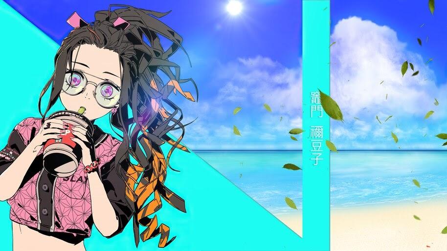 Nezuko, Kimetsu no Yaiba, 4K, #5.2535