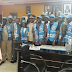 Photogist: Celebrity FRSC Special Marshals Pay Courtesy Visit To Ogun State