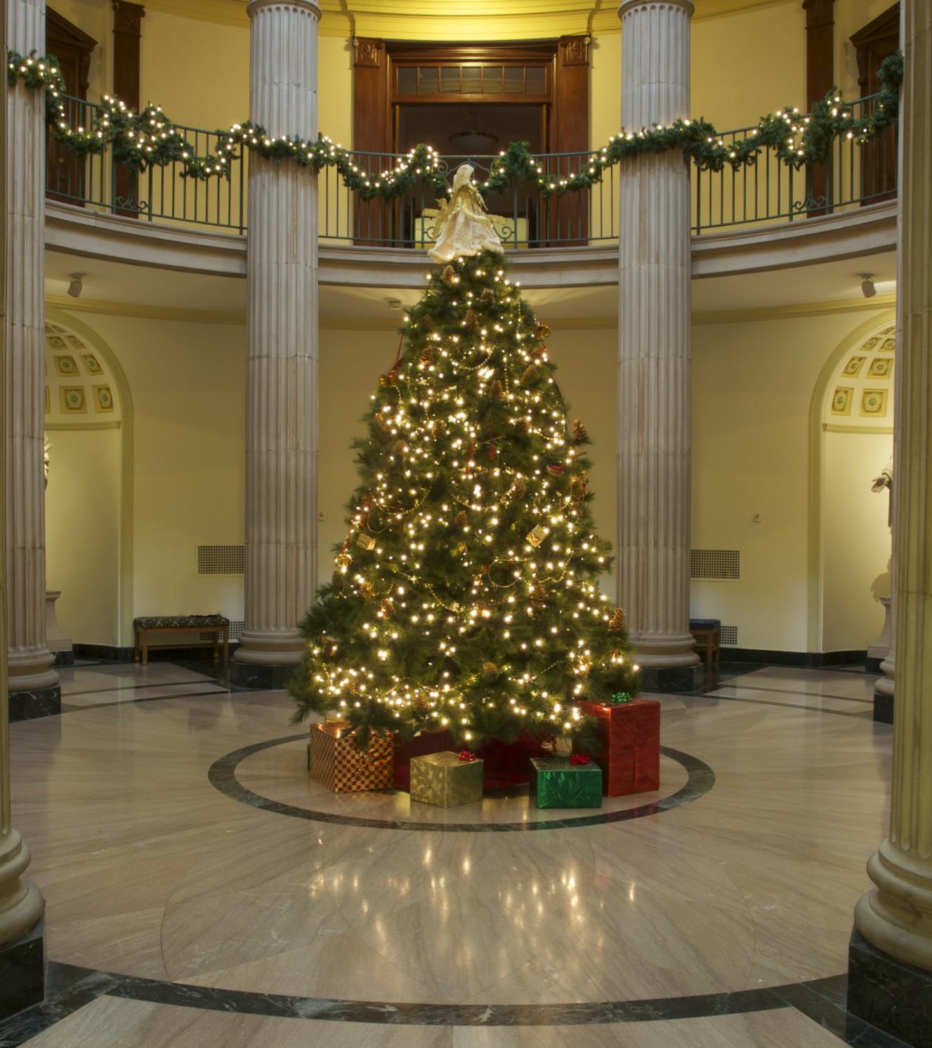 Christmas Tree Life Extender: Fr Jack SJ MD: December 2012