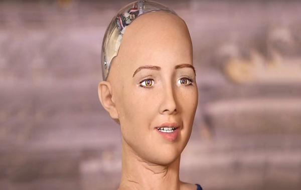 بالفيديو: الكشف عن الروبوت الذي يسعى لتدمير البشرية !