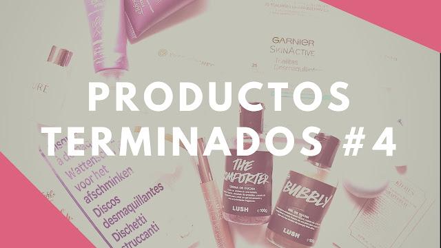 Review | Productos terminados #4