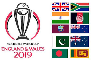 https://hdlivestreamhub.com ICC World Cup 2019 Live Stream Schedule, dates and venues