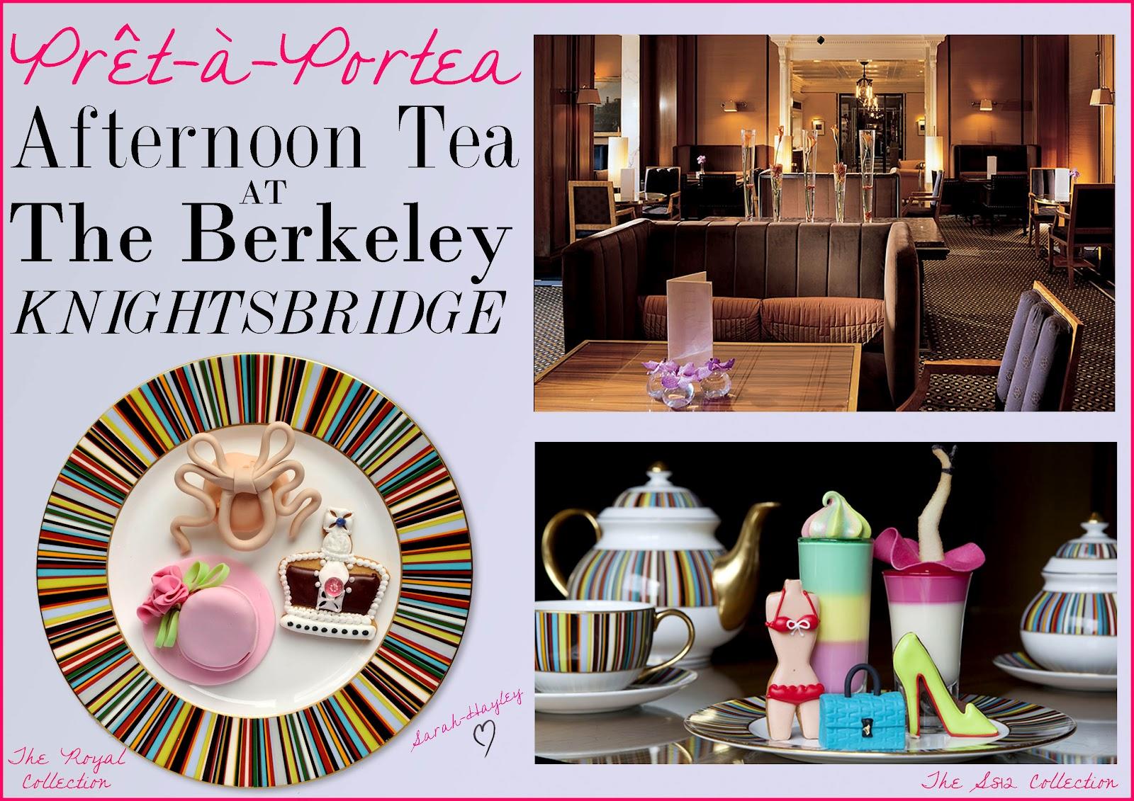 Berkeley Hotel London Tea