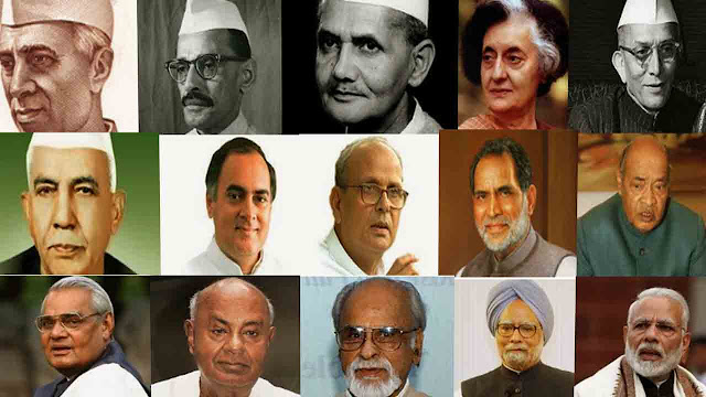 Prime Minister Of India List With Photo