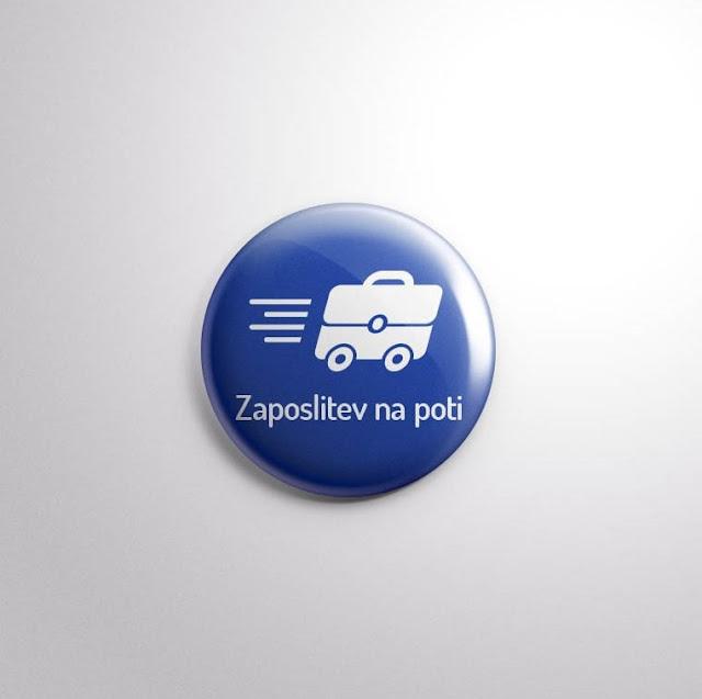zaposlitev logotip