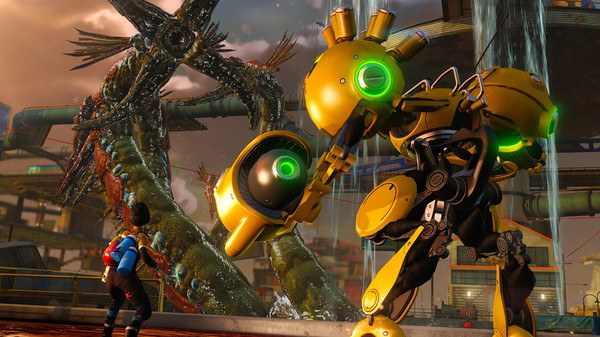 Sunset Overdrive Torrent Imagem