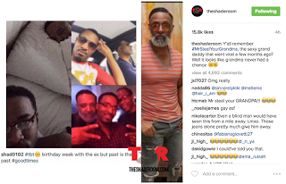 Is Mr Steal Your Grandma Gay? Irvin Randle Instagram