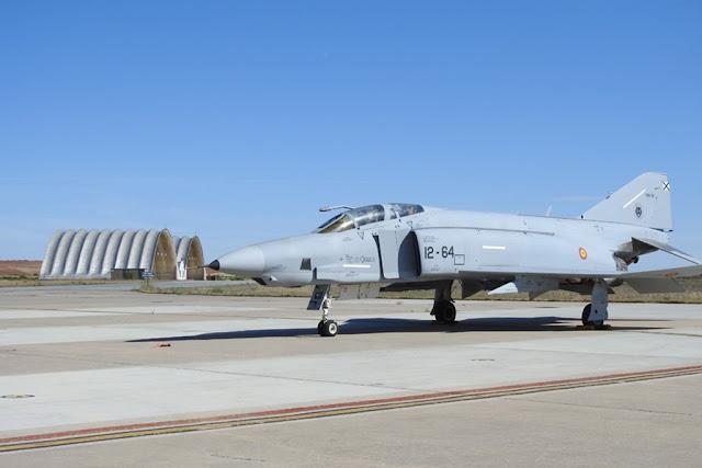 Spanish Phantom refurbished