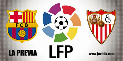 Previa FC Barcelona Vs Sevilla FC