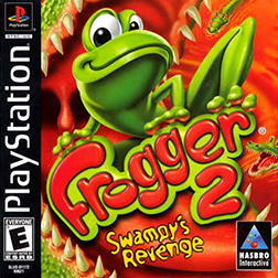 Frogger 2 - Swampys Revenge - PS1 - ISOs Download