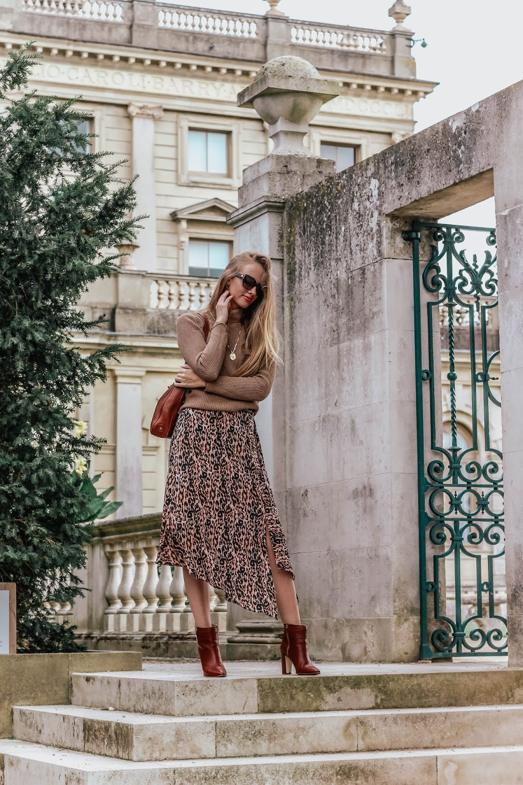 Luxury Fashion Blog How to Style Leopard Print