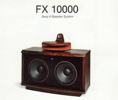 FOSTEX FX 10000