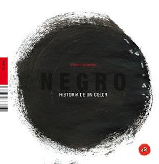 """""""Negro. Historia de un color"""" - Michel Pastoureau"""