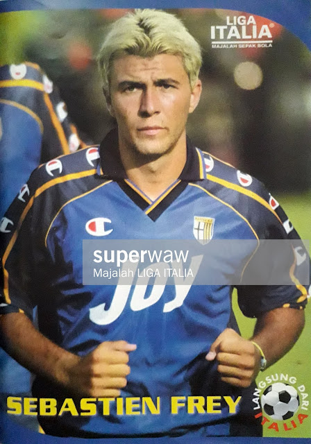 PIN UP SEBASTIAN FREY (AC PARMA)