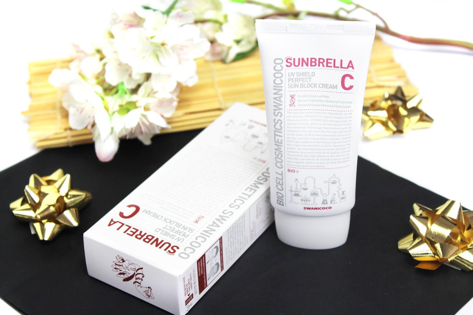 Swanicoco, UV Shield Perfect, Sunbrella C