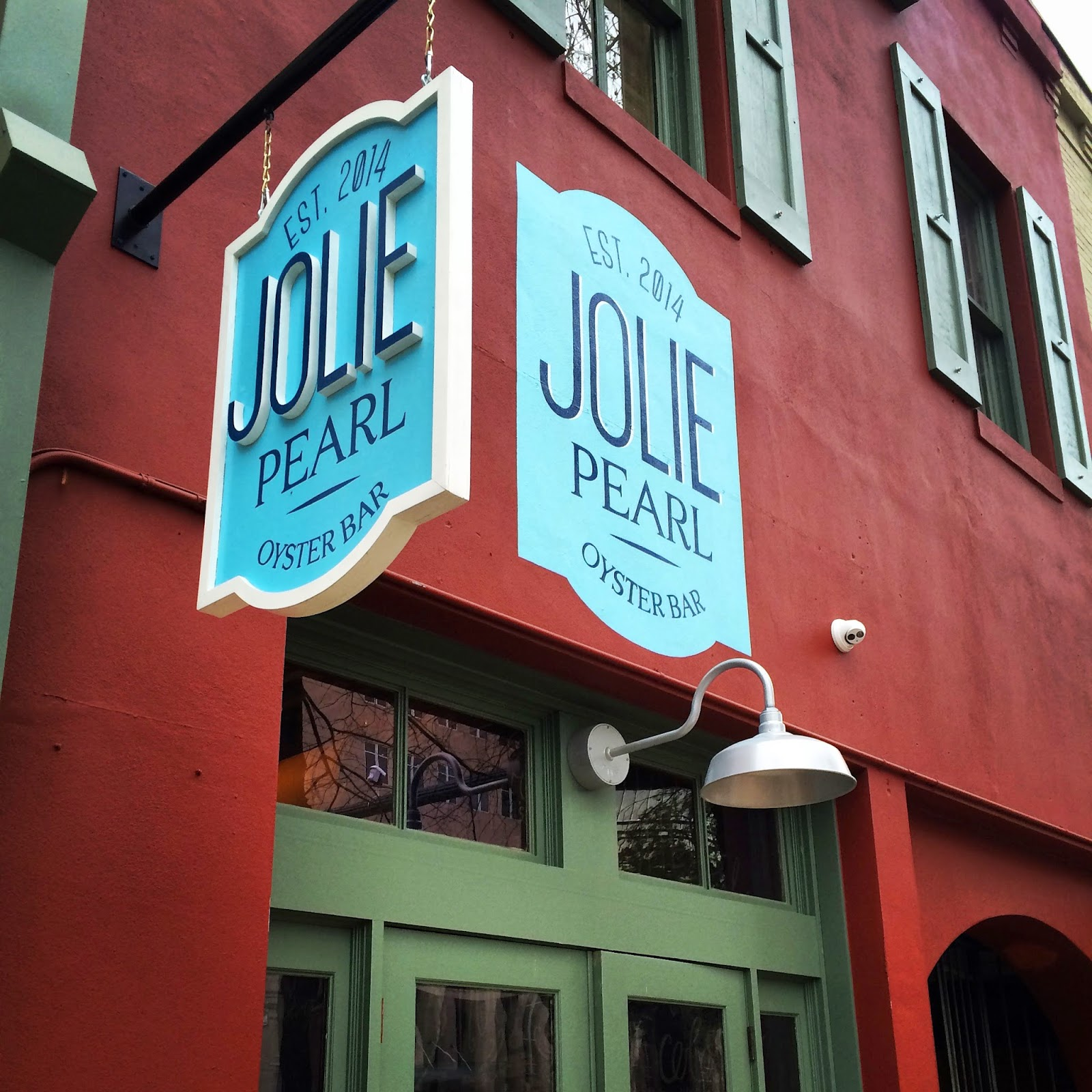Jolie Pearl, located at 315 North Blvd.