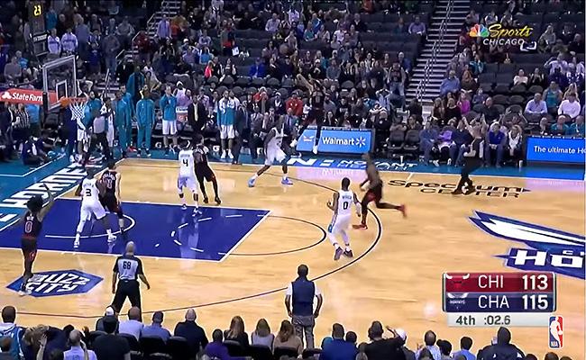 Zach LaVine UNREAL Game-Winner vs Hornets (VIDEO) 49PTS, 13/17 3PTS!