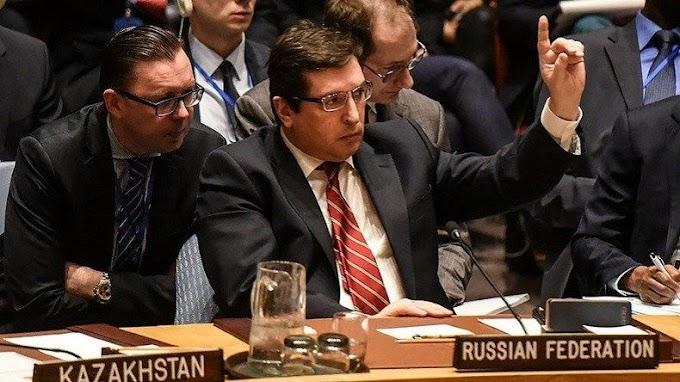 Intensos debates sobre la resolución del Consejo de Seguridad.