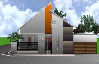 Gambar Rumah Minimalis Lantai Versi