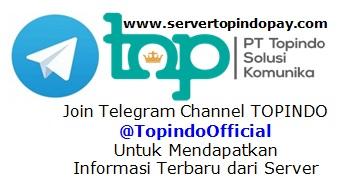 Channel Telegram Info Terbaru servertopindopay.com