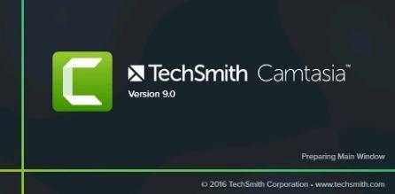 Descarga Camtasia Studio 9.0.1