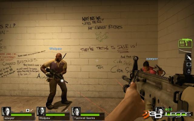 Left 4 Dead 2 para PC Full Español MEGA