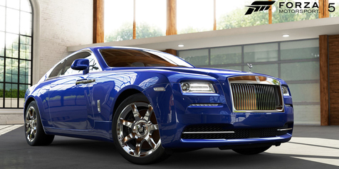 Rolls-Royce Bikin Video Game Eksklusif Forza Motorsport 5
