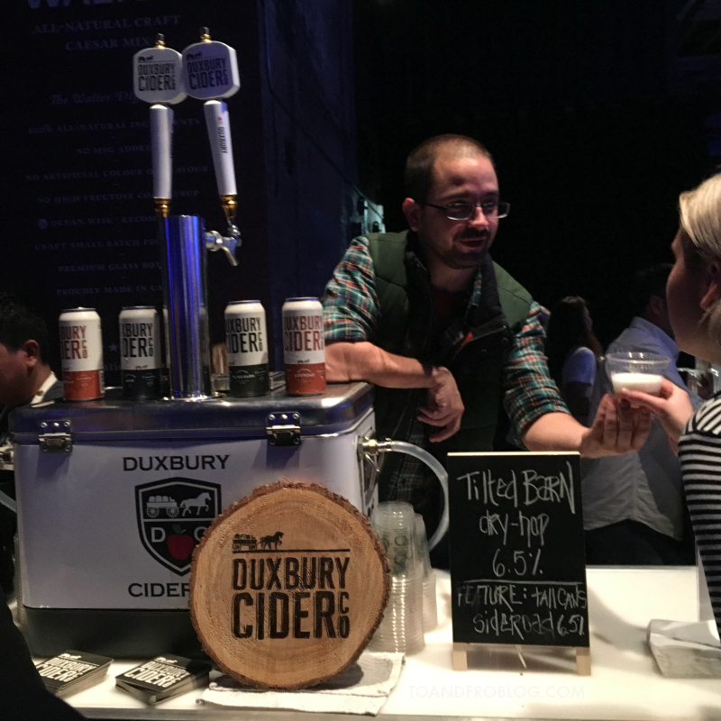 Ocean Wise Chowder Chowdown Toronto 2016