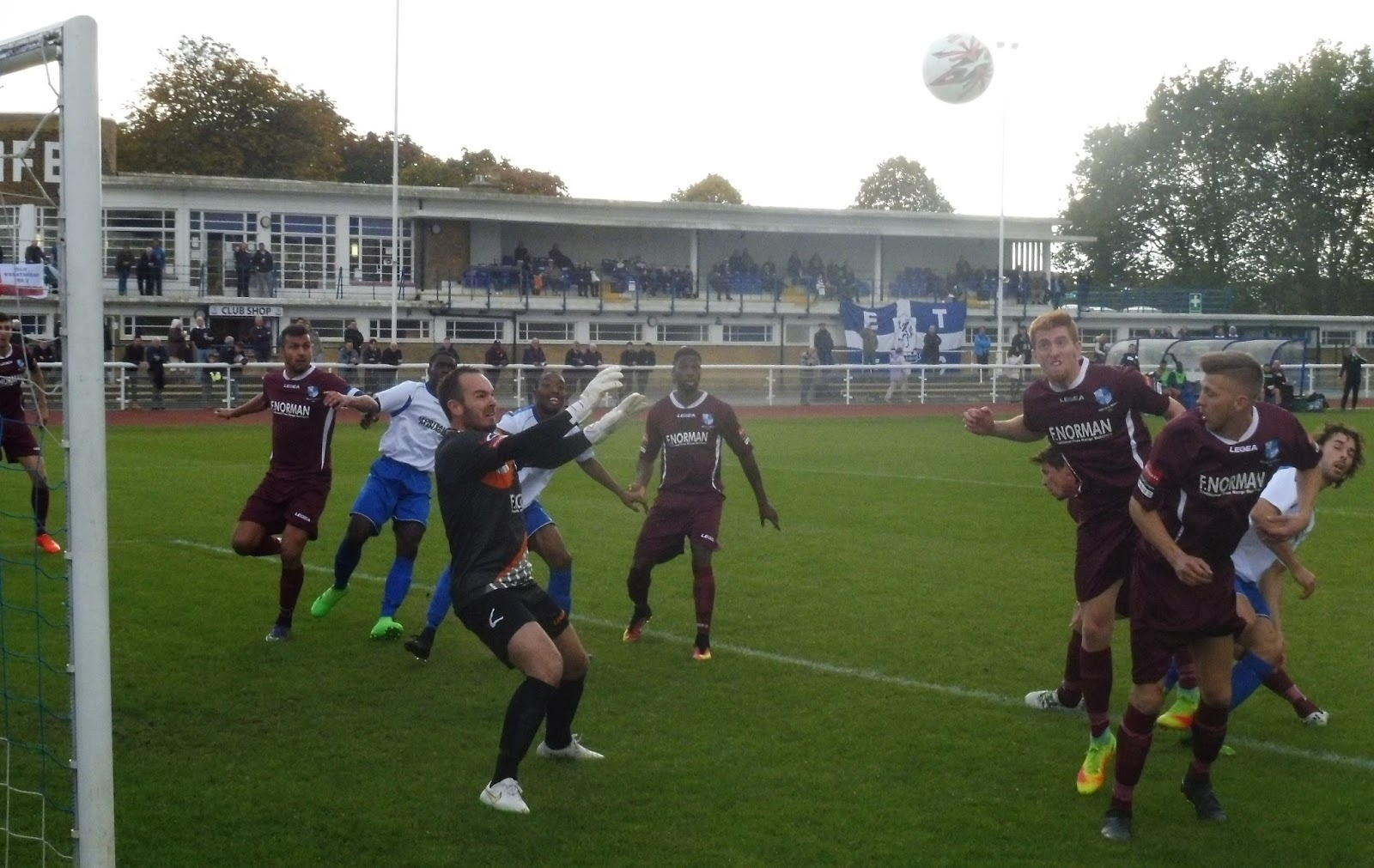 The Cold End: WINGATE AND FINCHLEY WIN THE REAL NORTH ...