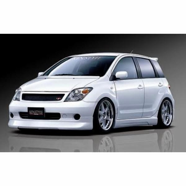 Body Kit Toyota Ist Kenstyle