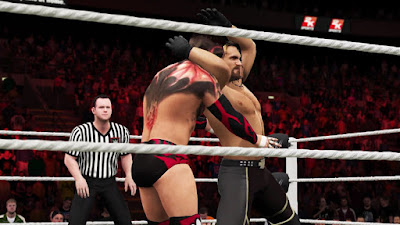 Download WWE 2K16 Highly Compressed Game For PC