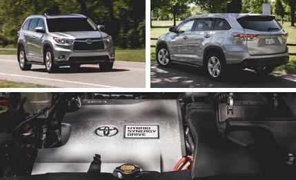 2014 Toyota Highlander Hybrid AWD