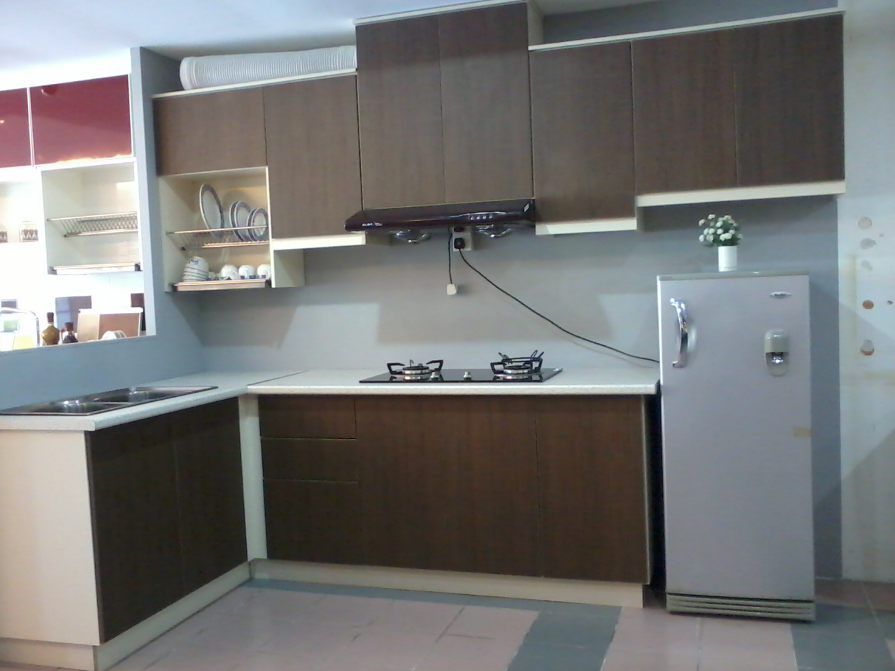 Kitchen Package 10ft Kabinet Dapur Pakej