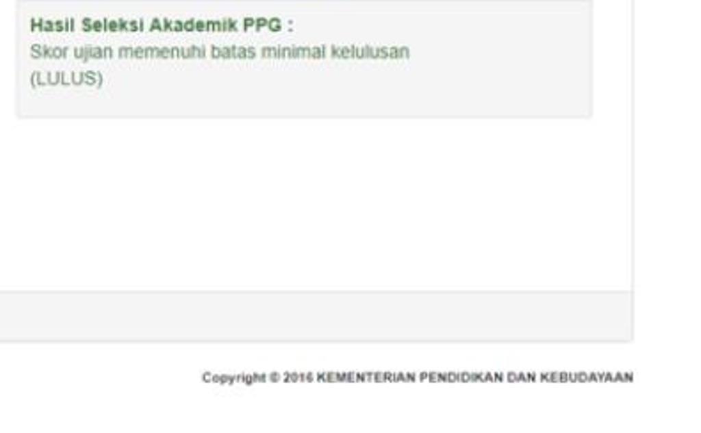Tidak lulus pretest PPG Dalam Jabatan (PPGDJ) memang menjadi kendala paling  utama bagi calon peserta PPGDJ. Pasalnya untuk bisa menjadi peserta PPGDJ  calon ... edf6634ff9