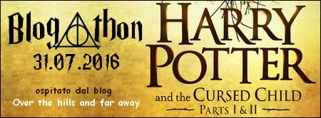 Blogathon #02 - Harry Potter and the Cursed Child Parts I & II