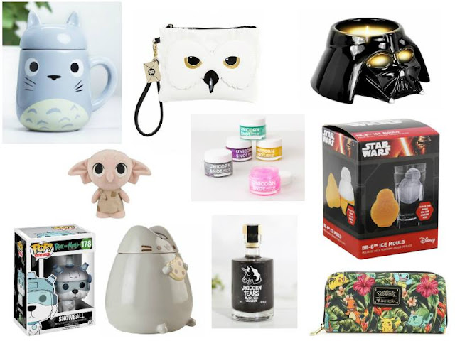 Geek Girl Gift Ideas - There Might Be Coffee Blog
