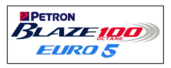 Petron Blaze 100 Euro 5