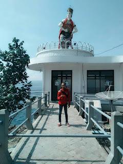 Patung Gandrung Wisata Watu Dodol