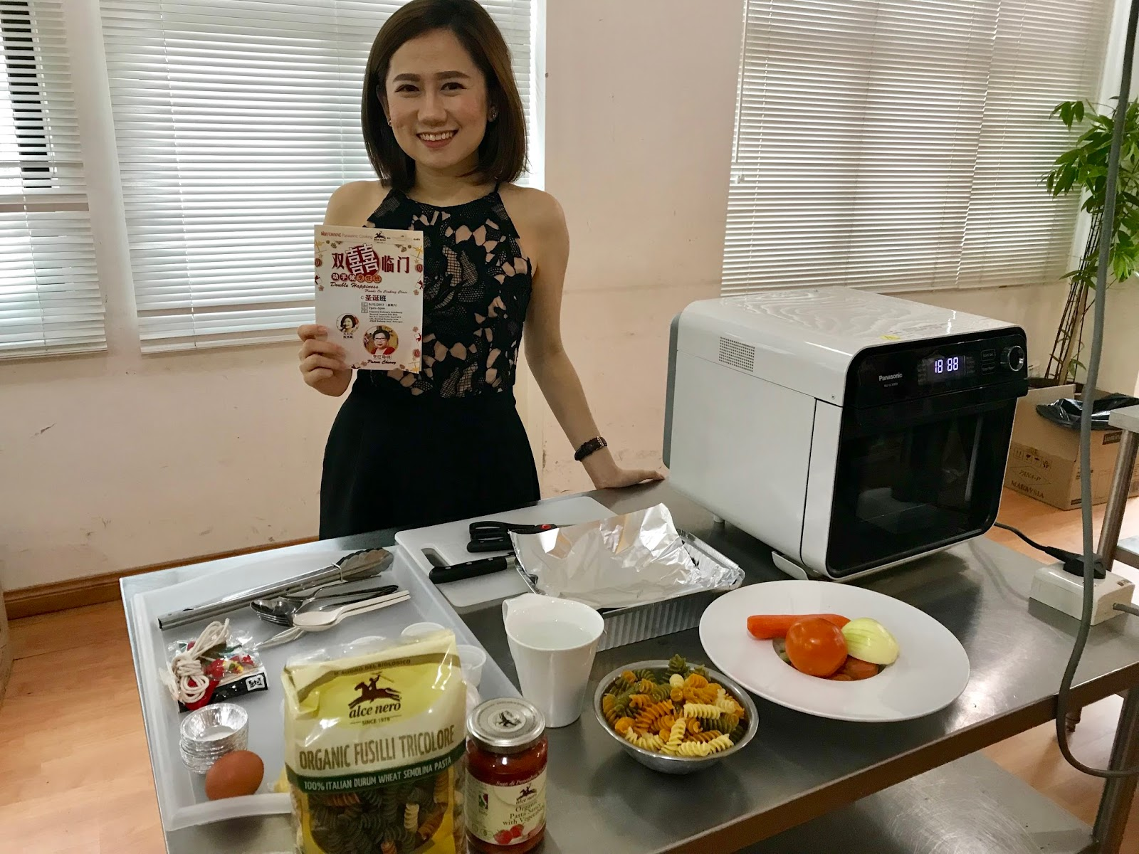 [Cooking Event] Double Happiness Hands On Cooking Class @ Cilantro Culinary Academy in USJ