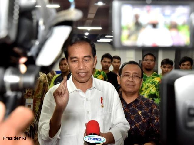 Jokowi Yakin Masyarakat Indonesia Dapat Pimpin Anggota Legislatif Ideal