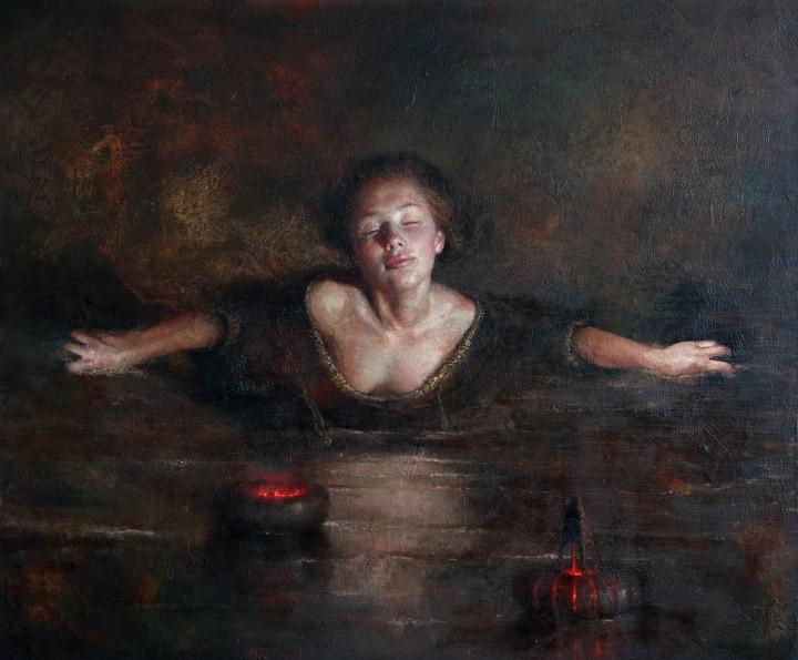 Ricardo Fernandez Ortega. Современный художник-сюрреалист 17