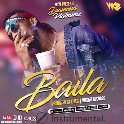 Download Mp3 | Diamond Platnumz - Baila Trap (Beat)