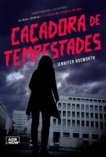 Caçadora de tempestades Jennifer Bosworth