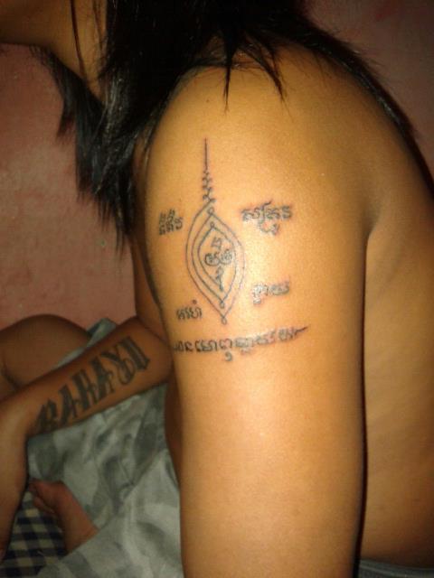 Magic Tattoo Mengungkap Magic Tattoo Dari Thailand