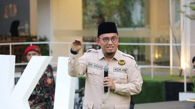 Dahnil Anzar: Demonstrasi di Alam Demokrasi Itu Biasa, Apalagi Pak Jokowi Senang Kalau Ada Demo