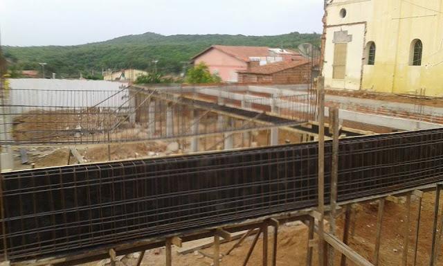 REFORMA DA PARÓQUIA DE SÃO SEBASTIÃO DE LIMA CAMPOS