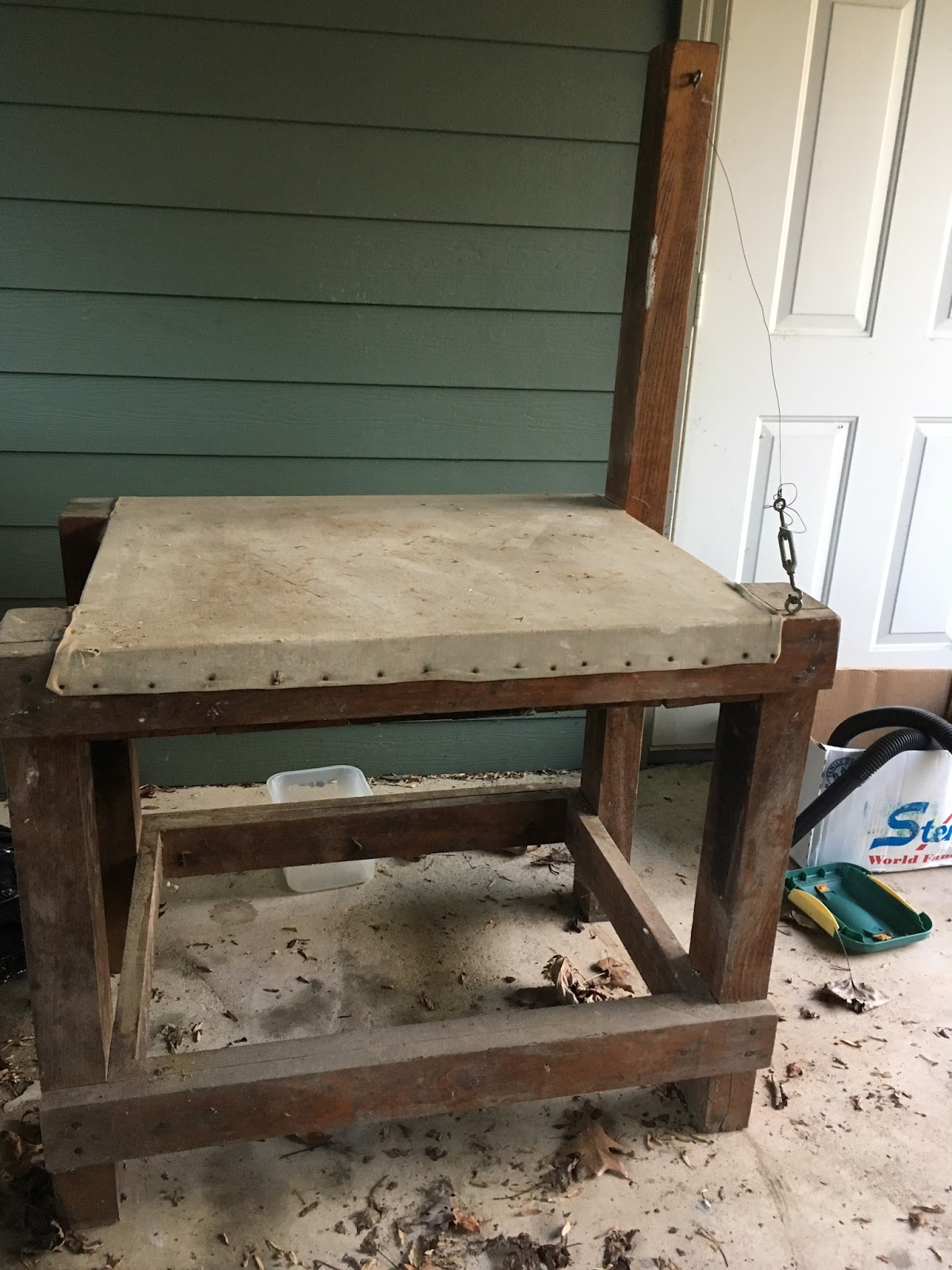 Clay Club Wedging Table For Sale In Western North Carolina