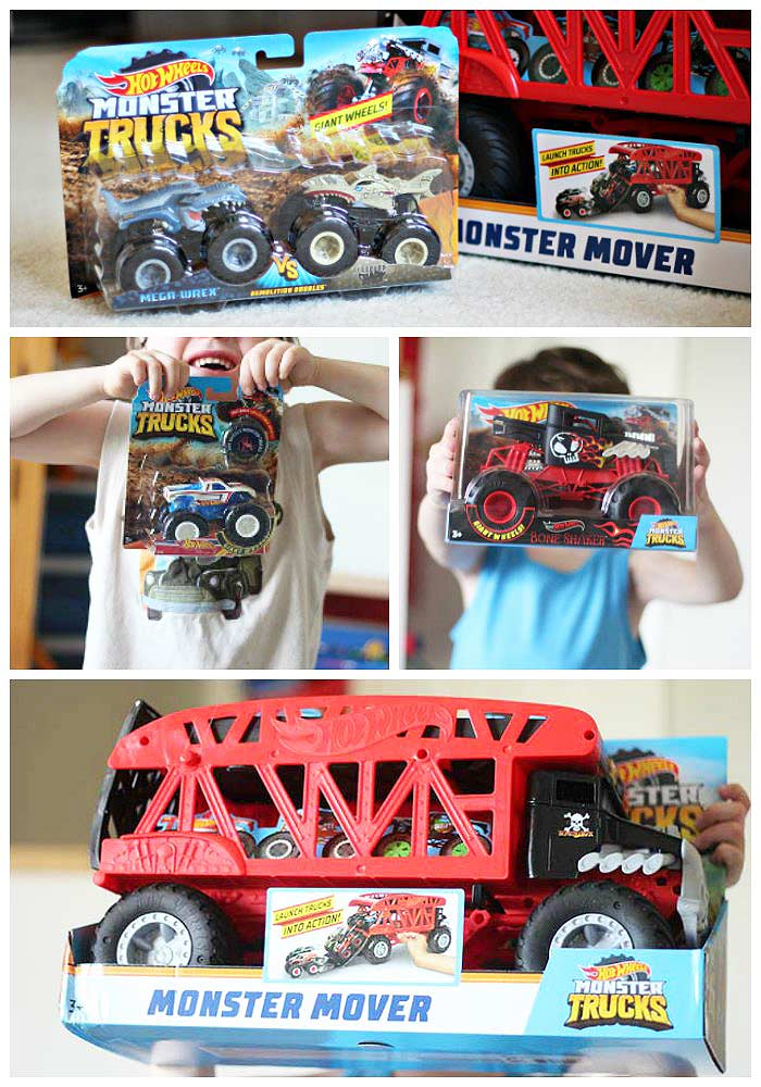 How To Build Big Fun Anywhere With Hot Wheels Monster Truck Toys