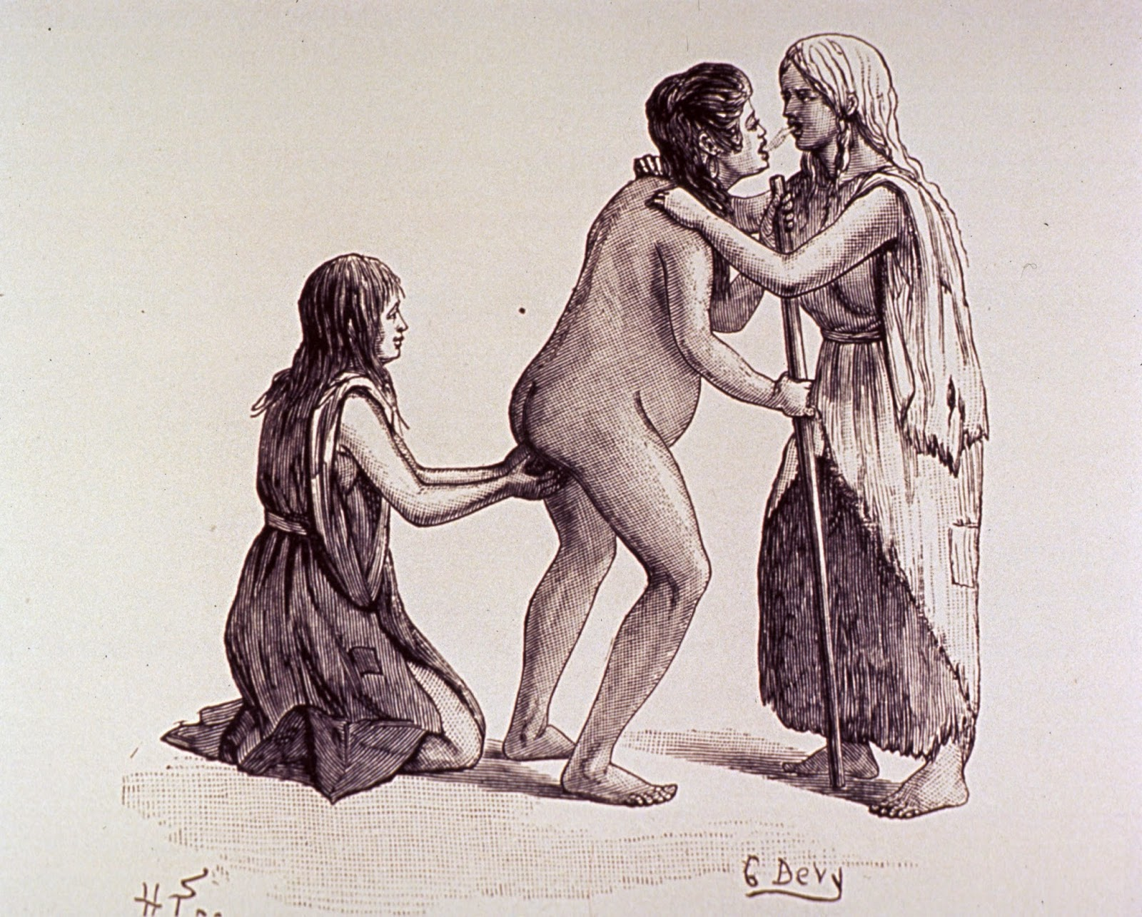 native indian sex position